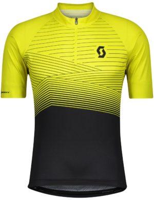 maillot-manga-corta-bicicleta-scott-maillot-ms-endurance-20-s-sl-amarillo-negro-280330-rg-bikes-silleda-2803305083