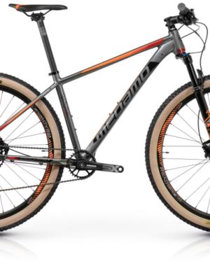 bicicleta-montana-megamo-natural-elite-eagle-05-gris-negra-coleccion-2021-rg-bikes-silleda