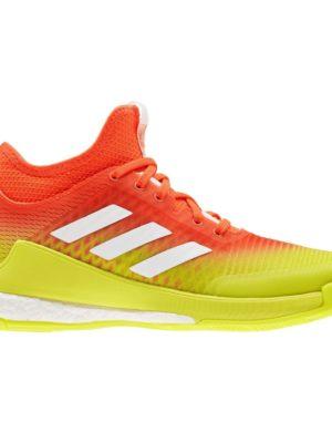 zapatillas-adidas-padel-tennis-chica-crazyflight-mid-volleyball-amarilla-naranja-h04964-rg-bikes-silleda