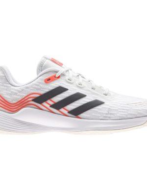 zapatillas-adidas-padel-tennis-novaflight-volleyball-blanca-naranja-gw2320-rg-bikes-silleda