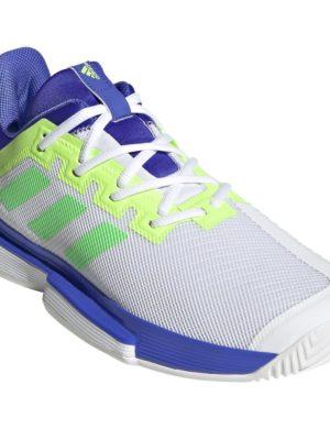 zapatillas-adidas-padel-tennis-solematch-bounce-m-blanca-azul-verde-gy7644-rg-bikes-silleda-5